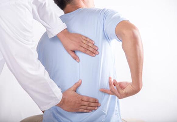 Rückenschmerzen loswerden